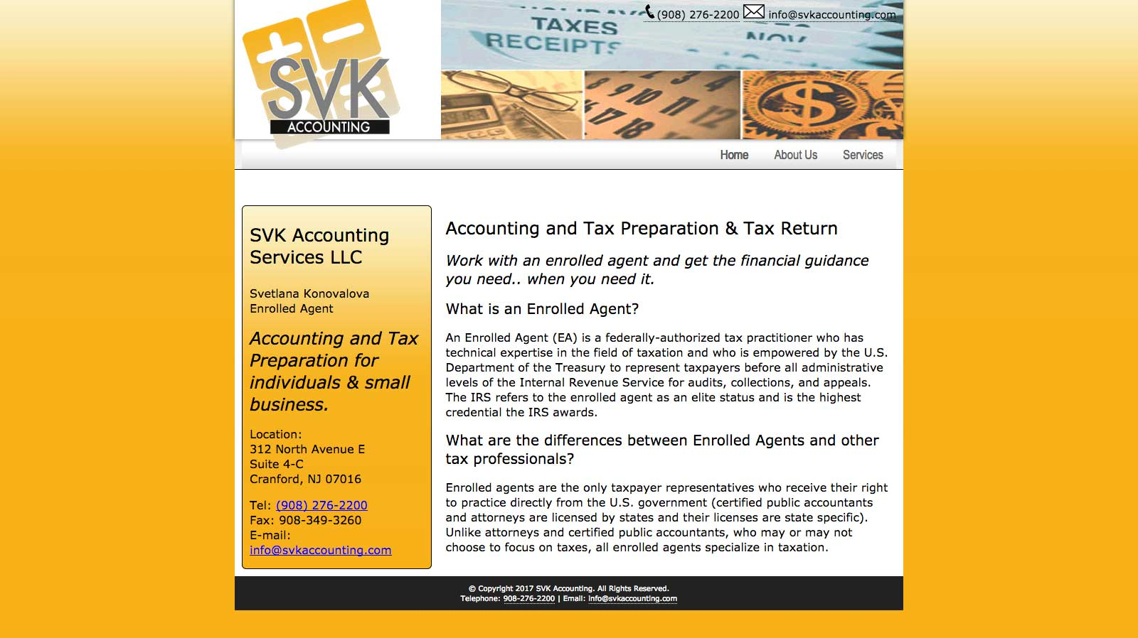 SVK Accounting Services LLC