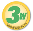 Website Design by 3w-presence, Inc.